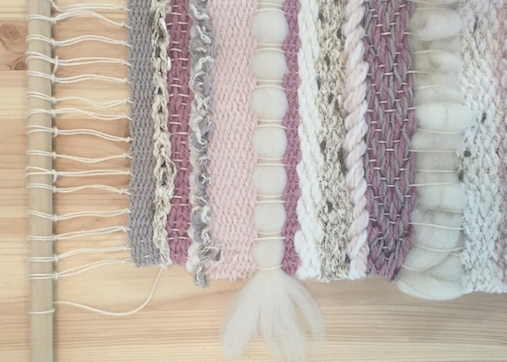 Weaving Workshop at The CAMP in Costa Mesa