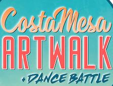 Costa Mesa ArtWalk at Lions Park August