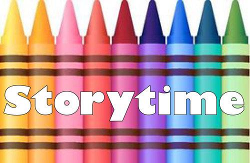 Storytime at Cilek Kids Room