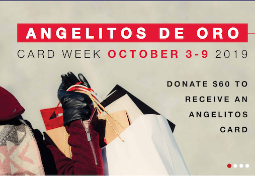 Angelitos Card Preview Event at South Coast Plaza in Costa Mesa