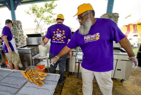 72nd annual Fish Fry and Carnival