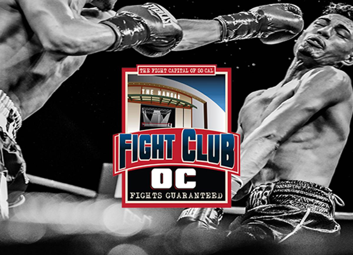 Fight Club OC October