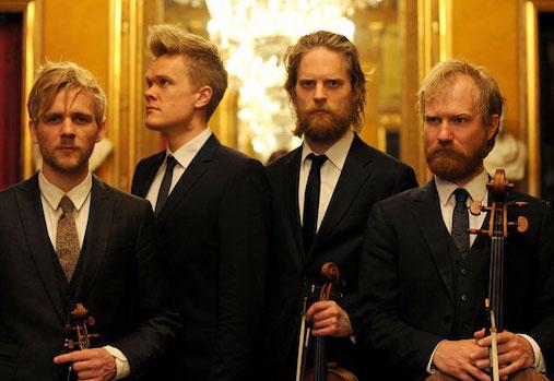 Danish String Quartet at Segerstrom Center for the Arts