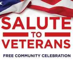 Salute to Veterans Community Celebration