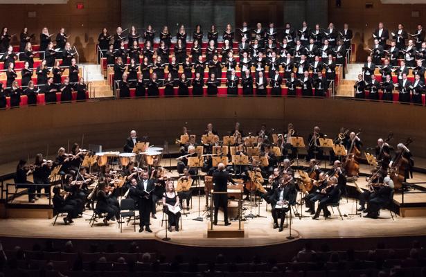 Brahms Requiem & Pärt Te Deum at Segerstrom Center for the Arts