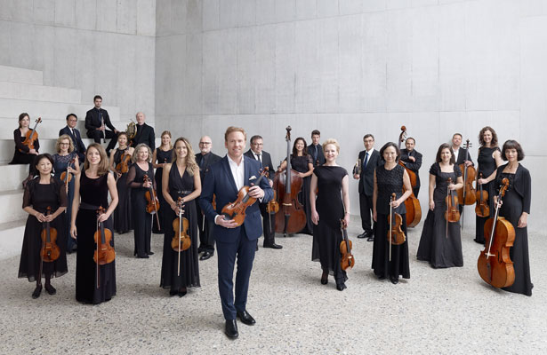 Zurich Chamber Orchestra at Segerstrom Center for the Arts
