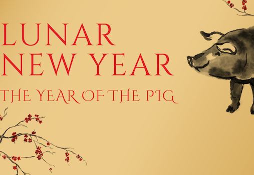 Lunar New Year at South Coast Plaza