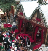 Santa's Village & The North Pole at South Coast Plaza