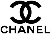 Chanel logo, South Coast Plaza