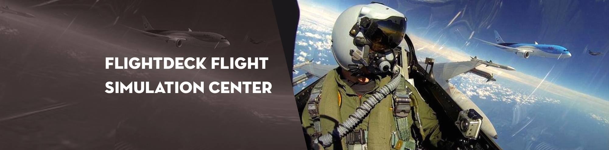 Flightdeck Flight Simulation Center Orange County