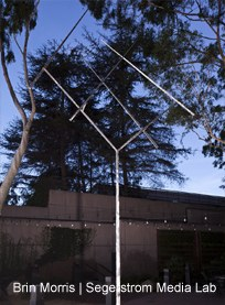 Four Lines Oblique Gyratory Square IV Image