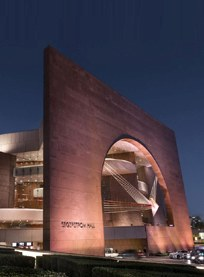 Segerstrom Hall and Judy Morr Theater