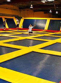 Sky High Sports the Trampoline Place