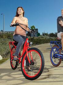Pedego Electric Bike Tours