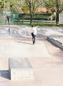 Volcom Skate Park Image