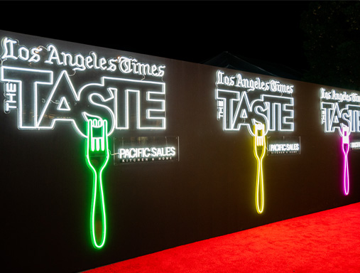 The TASTE – Costa Mesa